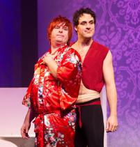 Le duo d'humoristes Ben et Jarrod