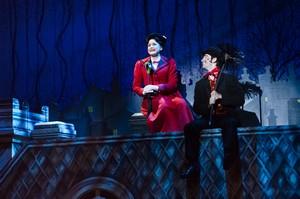 Mary Poppins et Bert photo de Kyle Froman