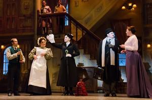 Madeline Trumble interprète Marry Poppins à Montréal_photo de Kyle Froman