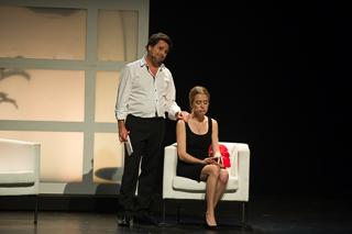 Stéphane E. Roy et Annie Villeneuve