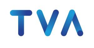 TVA modernise son logo!