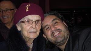 Rosilda Duchesneau (103 ans) et Marc Hervieux
