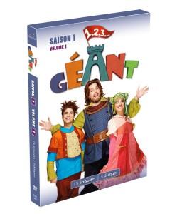 DVD 1,2,3 Gréant