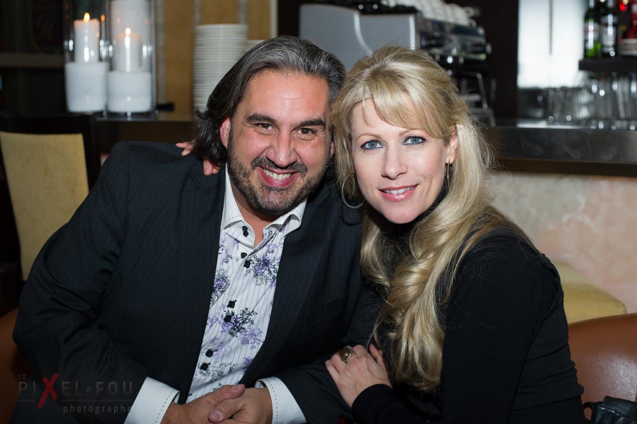 Brigitte M et Marc Hervieux