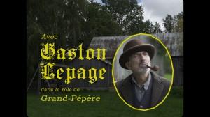 Gaston Lepage avec Les Appendices cette semaine!