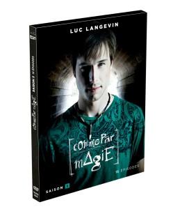 Le DVD de COMME PAR MAGIE SAISON