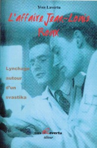 Un premier livre consacré à l'affaire Jean-Louis Roux