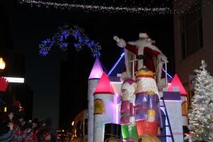 la Parade des jouets 2012
