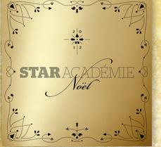 """L'album """"Star Académie Noël 2012"""""""