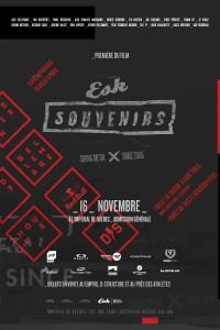 PREMIÈRE DU FILM DE FREESKI « SOUVENIRS » À QUÉBEC !