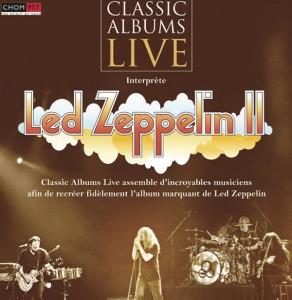 Classic Albums Live: Led Zeppelin II - 18 nov. - Corona