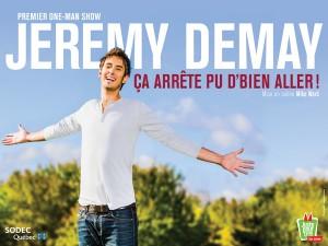 Jérémy Demay - Ça arrête pu d'bien aller!