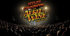 Myles Goodwyn et April Wine