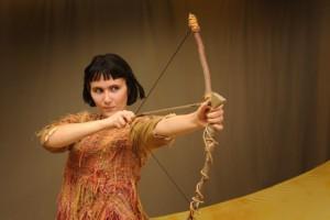 Wigwam, Théâtre jeunesse Les Gros Becs (dès 4 ans), du 4 au 29 décembre 2012