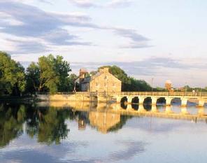 Le Site historique de l'Île-des-Moulins devient l'Île-des-Moulins