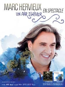 Marc Hervieux Un air d'hiver