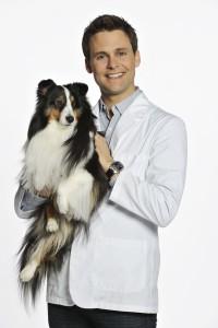 le vétérinaire Sébastien Kfoury