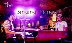 Singing pianos