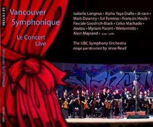 L'album Vancouver Symphonique