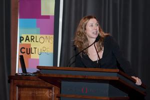 Mme Julie Lemieux, conseillère municipale