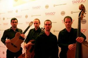 Quetango Quartet