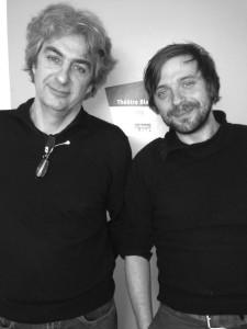 Jean Hazel et Christian Lapointe