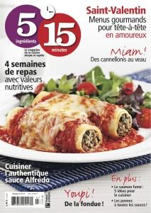 Magazine 5 ingrédients 15 minutes