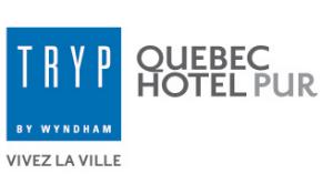 TRYP Québec Hôtel Pur