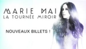 La tournée Miroir de Marie-Mai