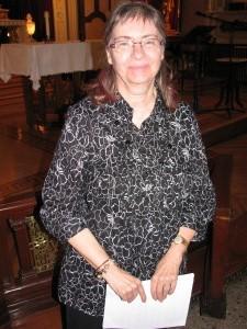 Irène Brisson, musicologue