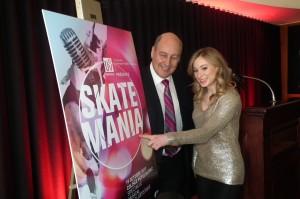 Skatemania avec Joannie Rochette et Alain Goldberg