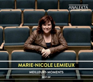 Best of Marie-Nicole Lemieux