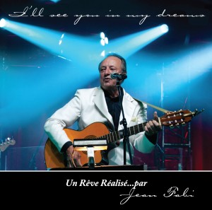Lancement de l'album I'll see you in my dreams de Jean Fabi