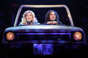 Sherry et Drew dans Rock of Ages