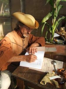 Gil Matte écrivain public