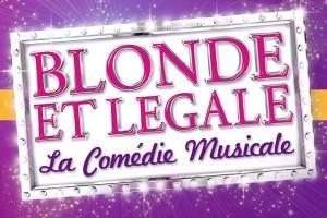 Blonde et Légale, la comédie musicale