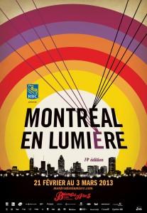 Pleins feux no de Montréal en Lumière du 25 février