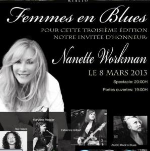 FEMMES EN BLUES 3