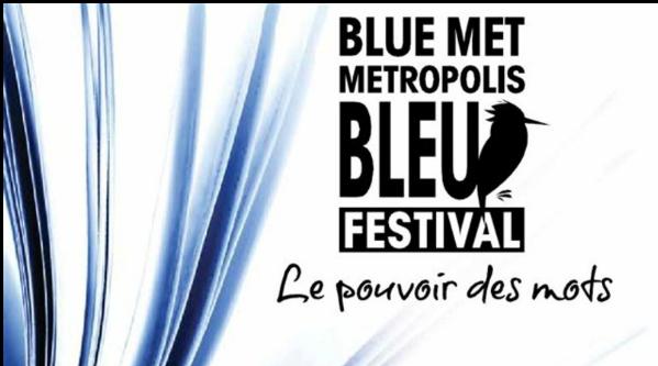 Festival littéraire Metropolis bleu 2013