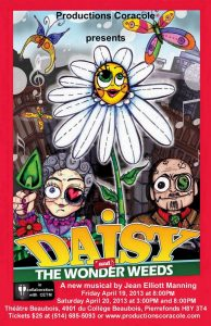 Daisy and the Wonder Weeds