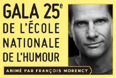 Gala du 25e anniversaire de l'École nationale de l'humour
