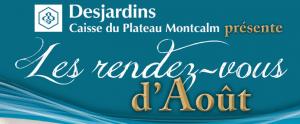 Une 2e édition pour Les Rendez-vous d'août !