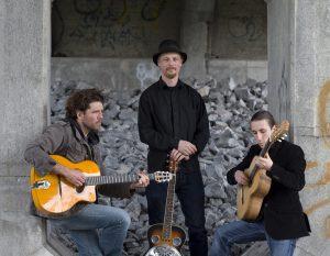 trio Guitares nomades