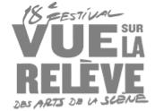 Ouverture 10 avril - Festival Vue sur la Relève