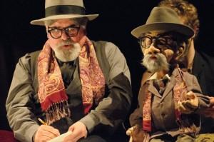 Pierre Robitaille et Sigmund Freud