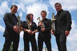 "Le quatuor Quasar présente ""De Bach à Zappa"""