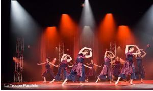 Danse: La Troupe Parallèle