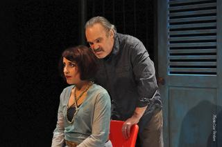 Elkahna Talbi et Jean-Marc Dalpé dans II (deux)