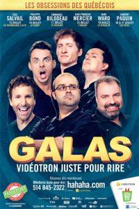 Galas Vidéotron Juste pour rire