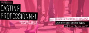 Festival mode et design